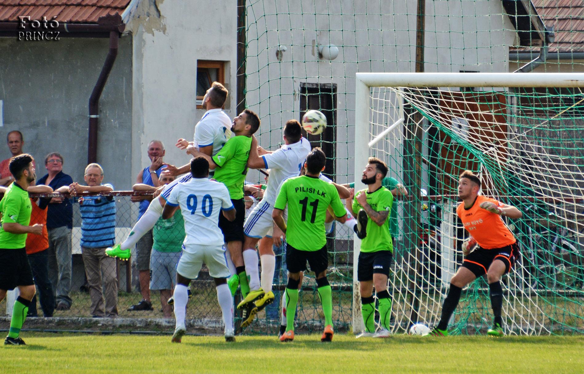 Megye I.o. Pilisi LK-Legenda Sport Nagykőrösi Kinizsi FC