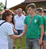 2017.06.04. U19 bronzérem átadása